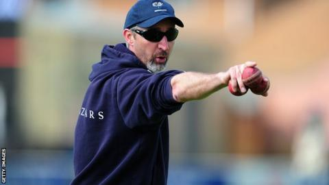 Yorkshire coach Jason Gillespie