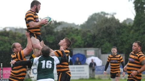 Cornwall rugby