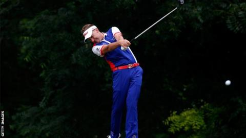 Ian Poulter's last PGA Tour victory was the 2012 WGC-HSBC Champions event in China