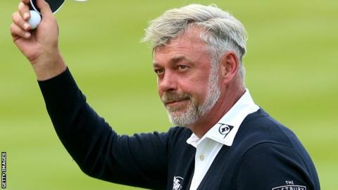 Darren Clarke is Europe's captain for the 2016 Ryder Cup