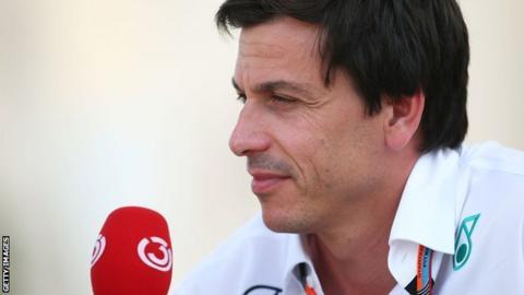 Mercedes Formula 1 boss Toto Wolff