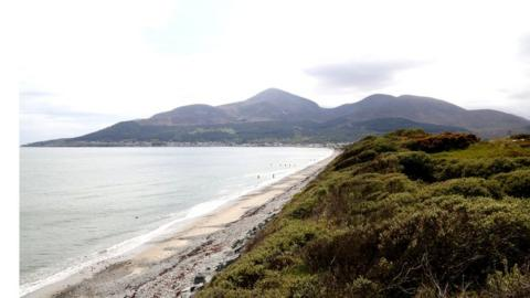 The Mourne mountains and Dundrum Bay will provide a picturesque backdrop for this year's Irish Open