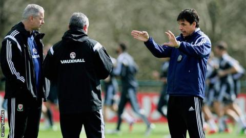 Chris Coleman's Wales are unbeaten in five qualifying matches this campaign