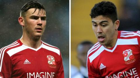 Ben Gladwin and Massimo Luongo