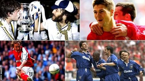 famous FA Cup goals from history