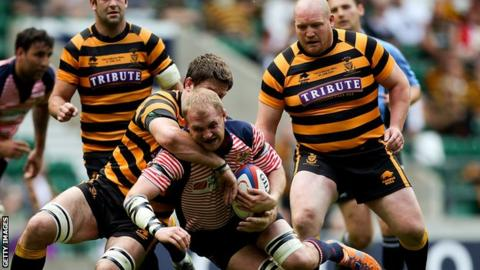 Cornwall lose to Lancashire in 2014