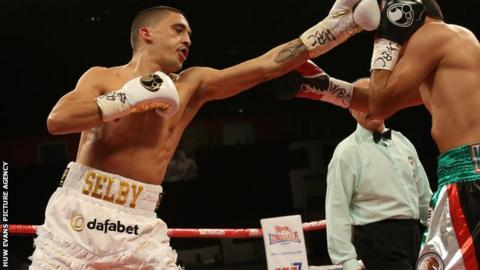 Lee Selby, boxing