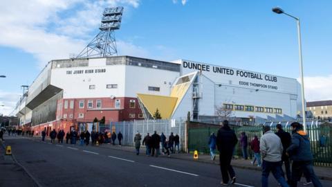 Tannadice Stadium