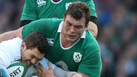 Jack McGrath was sin-binned following a video review by the referee