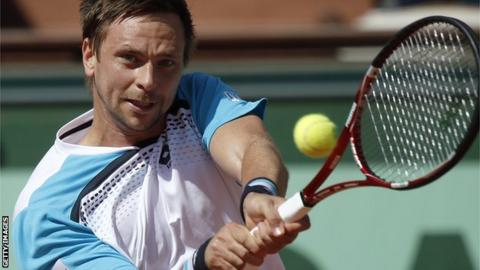 Robin Soderling has not played since 2011