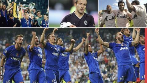 2f999ca38 Champions League final  Reborn Juventus put disgrace behind them ...