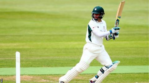 Worcestershire skipper Daryl Mitchell