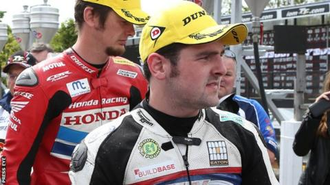 Michael Dunlop has parted company with Yamaha ahead of the Isle of Man TT races