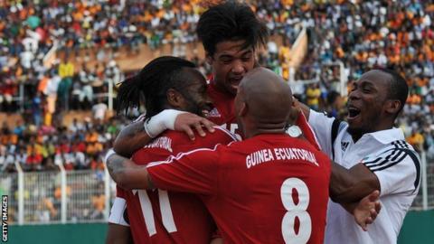 Equatorial Guinea players