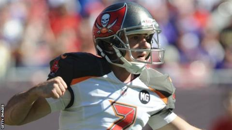 Patrick Murray of the Tampa Bay Buccaneers