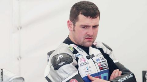 Michael Dunlop has won 11 times at the Isle of Man TT