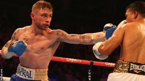 Carl Frampton will defend his IBF World title against Mexican Alejandro Gonzalez Junior on 18 July