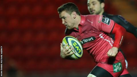 Adam Warren has played for Wales, Wales Under-20 and Wales Sevens