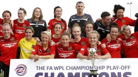 Sheffield FC Ladies