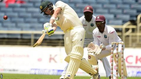 Steve Smith hits out