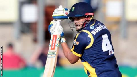 Jacques Rudolph's century was his first in T20 cricket