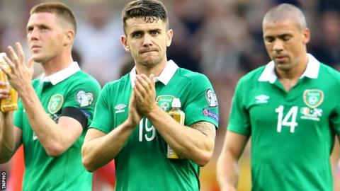 The 1-1 draw with Scotland was a disappointing result for the Republic of Ireland