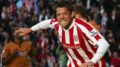 James Beattie celebrates scoring for Southampton