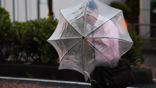 Japan hurricane might hit World Cup and F1