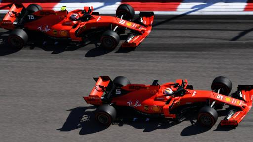 'Ferrari overcomplicating life with group orders'