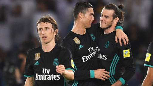 Ronaldo and Bale spare Real's blushes