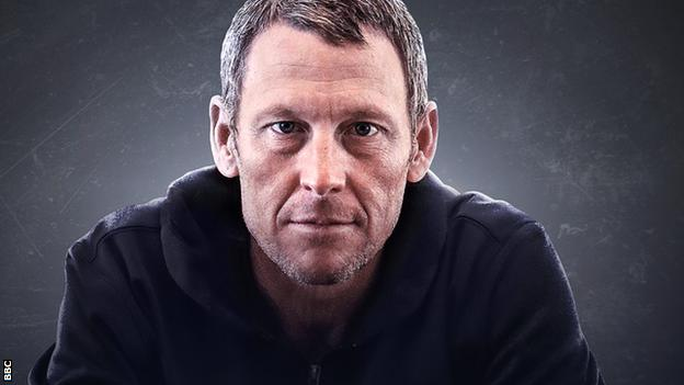 Lance Armstrong headshot
