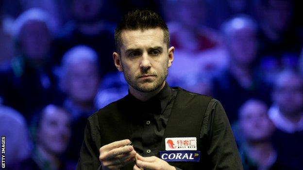 Mark Selby also progressed after beating Matthew Stevens 4-1 at the Waterfront Hall