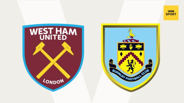 West Ham v Burnley