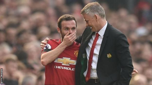 Six players could leave Old Trafford in summer.