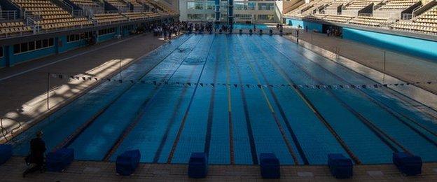 Maria Lenk Aquatic Center