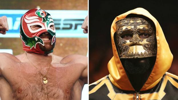 Deontay Wilder v Tyson Fury: The ultimate boxing showmen thumbnail