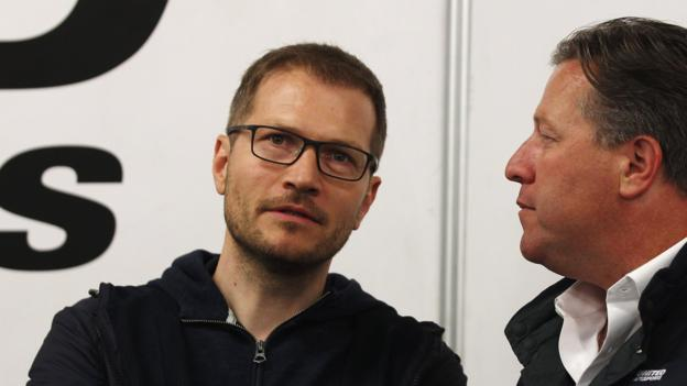 Andreas Seidl: McLaren appoint German as new boss of Formula 1 team thumbnail