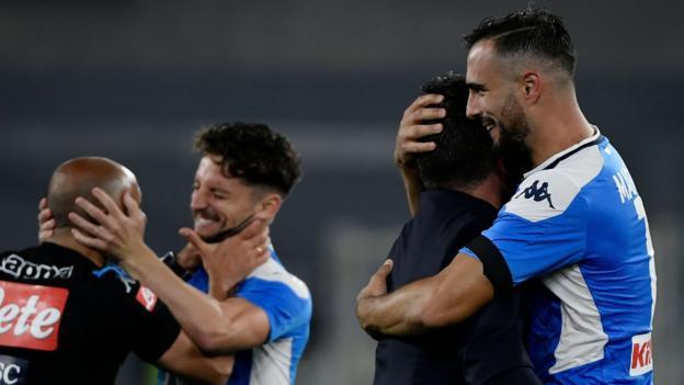 Coppa Italia final: Napoli beat Juventus 4-2 on penalties thumbnail