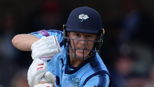 102032300 p06b3p9r - One-Day Cup: Gary Ballance & Jack Leaning assist Yorkshire beat Essex