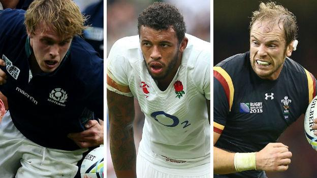 Six Nations 2016: From Lawes to Roberts, meet the biggest