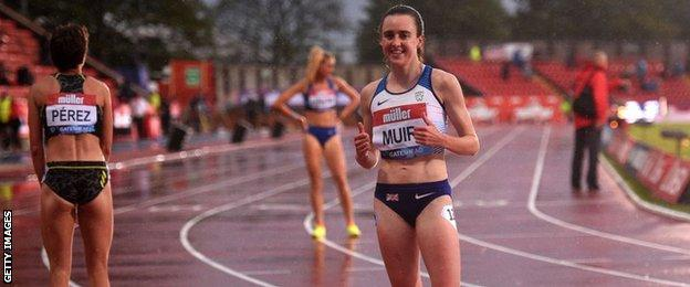 Laura Muir