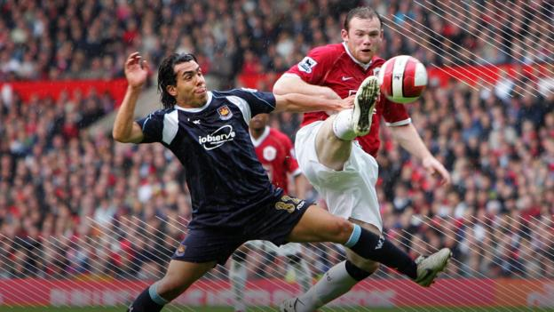 Carlos Tevez would go on to join Manchester United