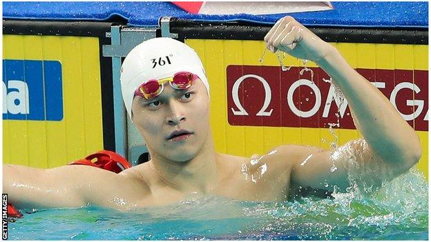 Sun Yang to miss Tokyo Olympics after ruling by Cas over ban (2021)