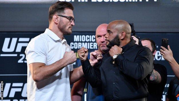 UFC 252: White doubts Cormier retirement after Miocic defeat