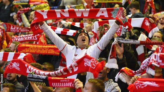 Liverpool fan
