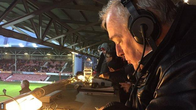 BBC Radio Merseyside's Neil Turner