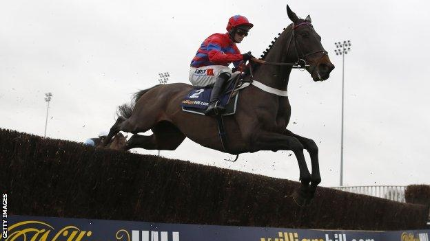 Nico de Boinville on Sprinter Sacre