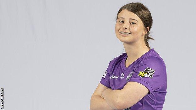 Hobart Hurricanes' Amy Smith