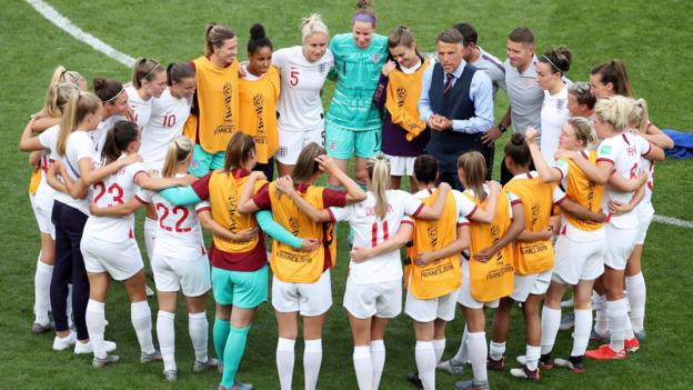 Fifa Women's World Cup: England face favourites USA with place in final at stake