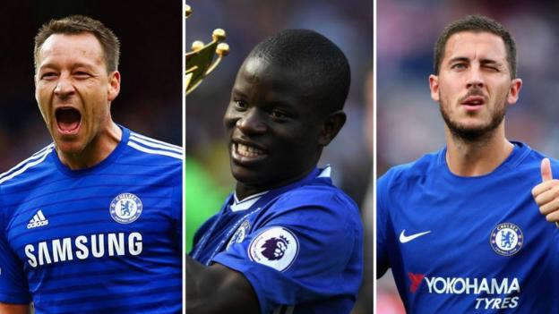 Premier League: Terry? Kante? Hazard? Pick your Chelsea title-winning XI thumbnail